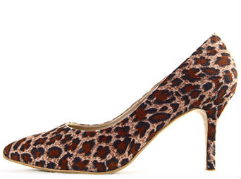 #7: Secret - Cheetah Ultra Suede by Olsen Haus